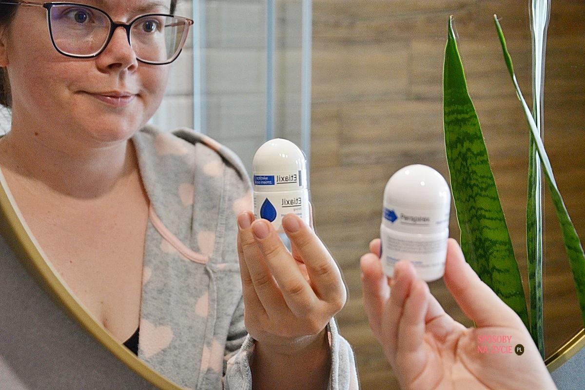 Antyperspirant Etiaxil (Perspirex) - recenzja