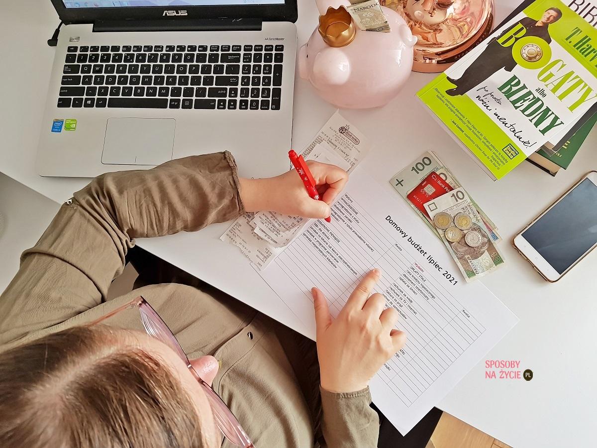 Blog o finansach, prowadzeniu budżetu i oszczędnościach w domu i firmie