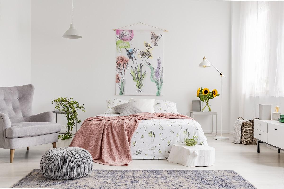 blog wnętrzarski kolory do sypialni