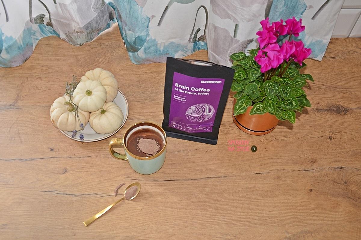 SUPERSONIC Brain Coffee – kawa idealna do pracy