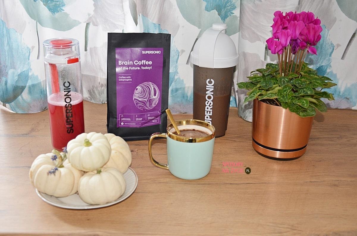 SUPERSONIC Food - naturalne posiłki i napoje dla zapracowanych i zabieganych