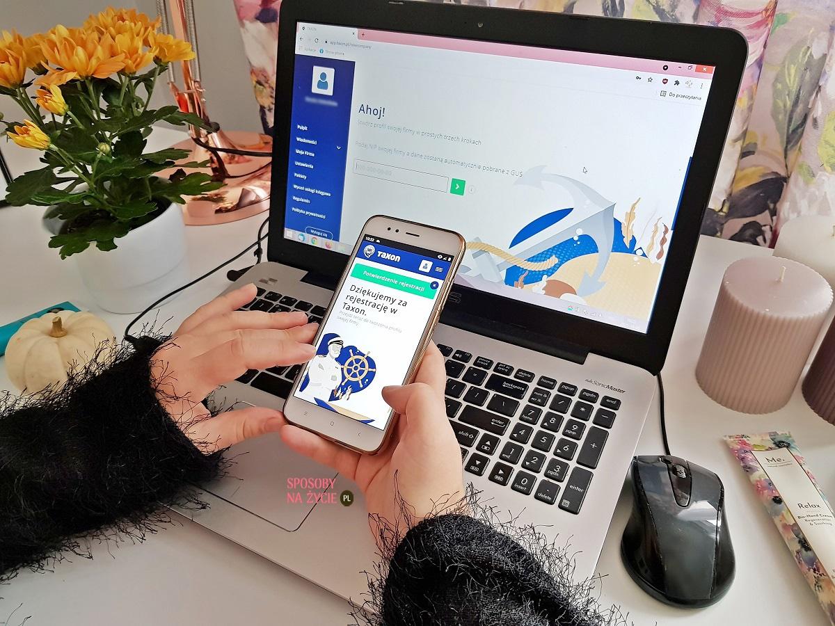 Jak wybrać najlepszą darmową aplikację do wystawiania faktur na telefon? Recenzja Taxon™